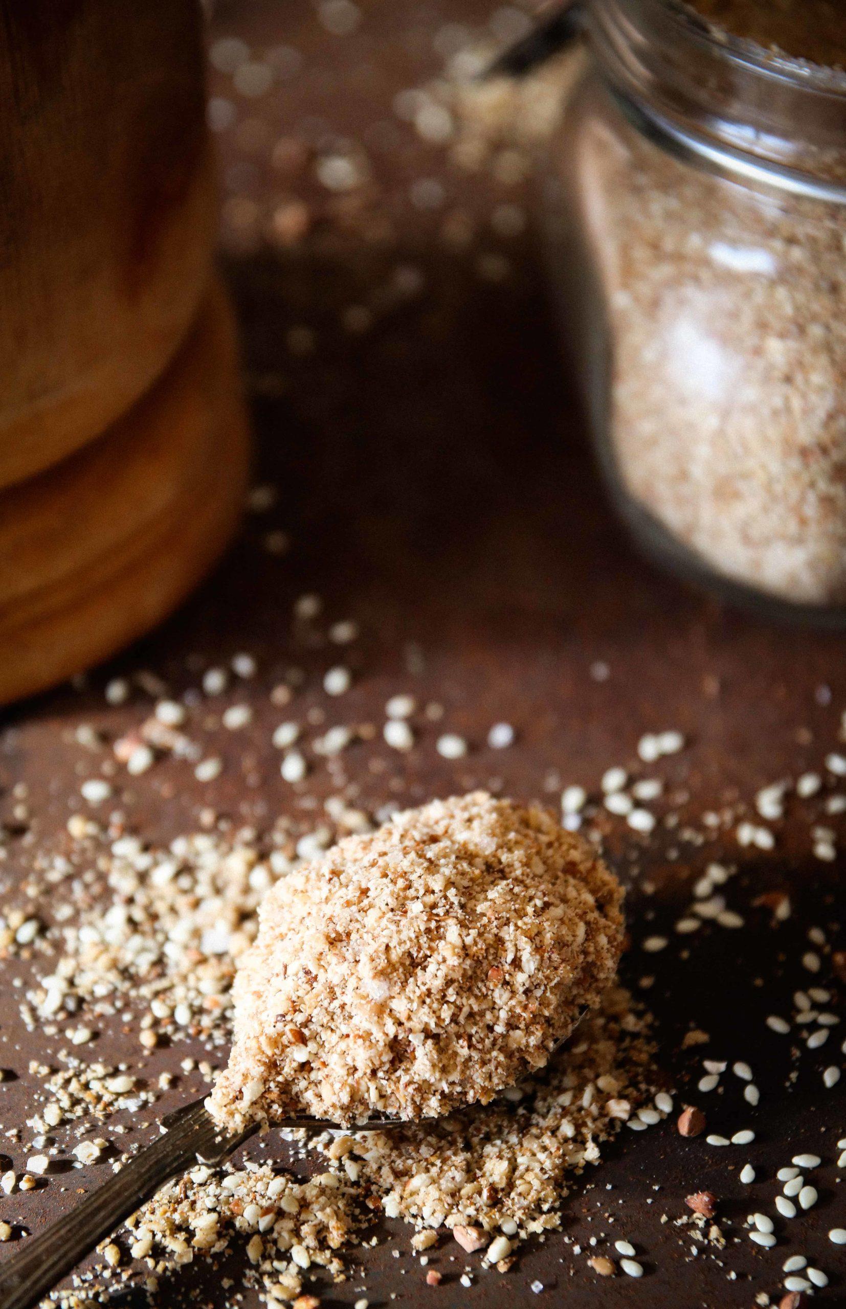 Le gomasio - Les proudits fétiches de Baroudeuse Culinaire