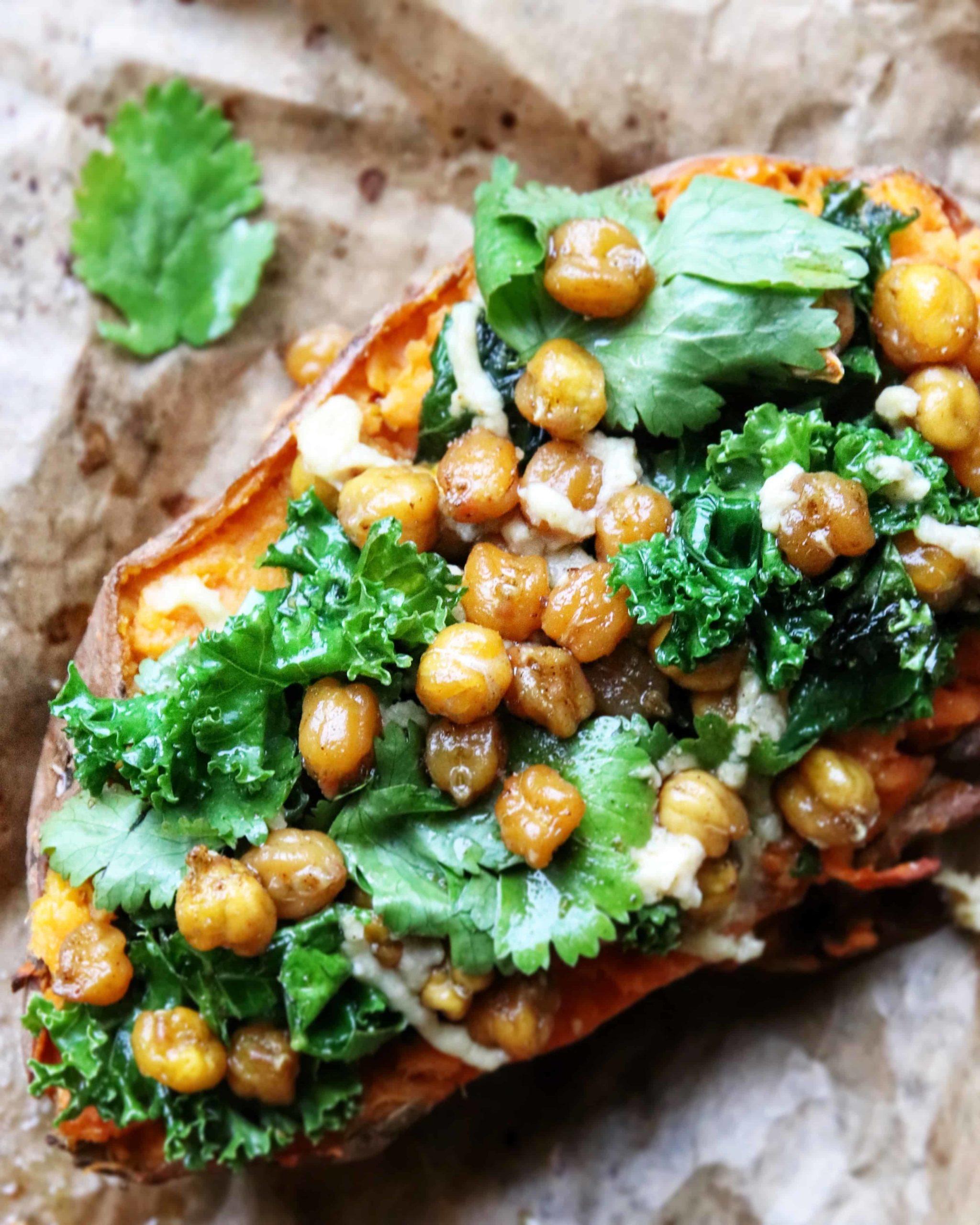 La patate douce - Les proudits fétiches de Baroudeuse Culinaire