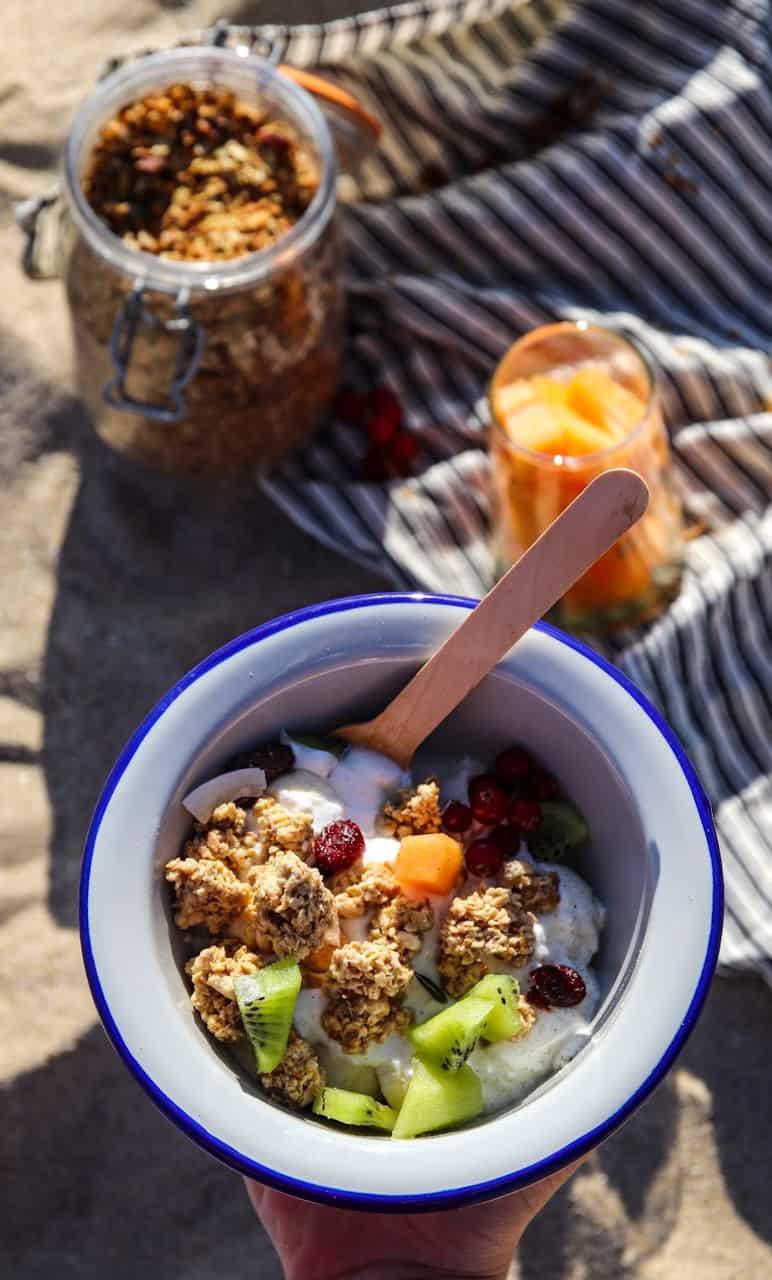 Sarrasin au granola  - Recette de Baroudeuse Culinaire
