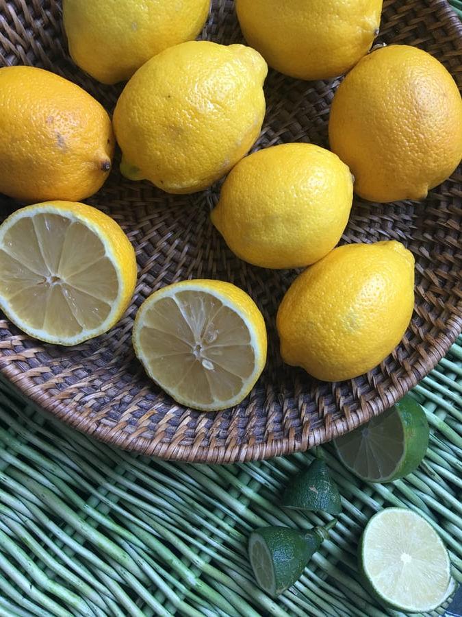 Cake citron confit, saumon fumé et courgettes - Recette de Baroudeuse Culinaire