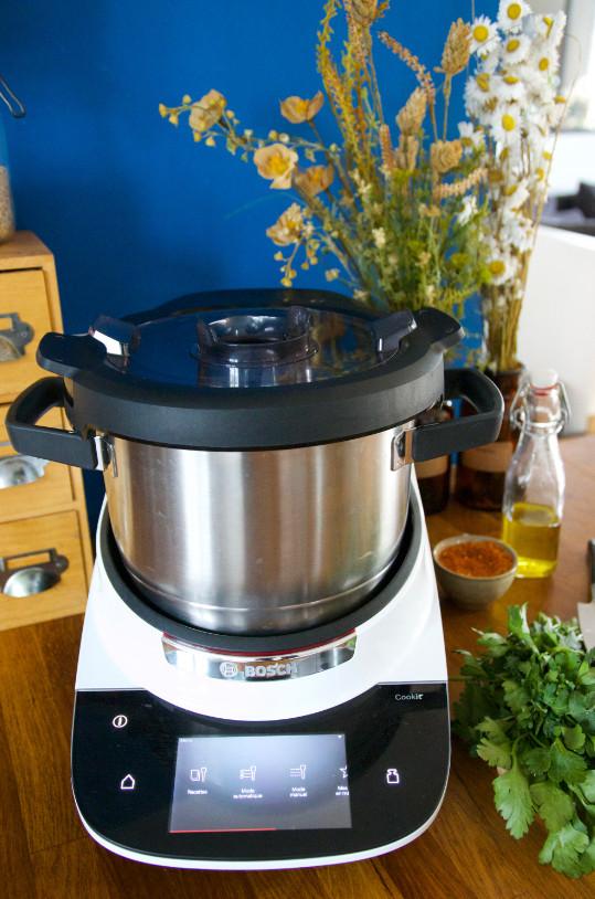 Baroudeuse Culinaire - Robot cookit Bosch